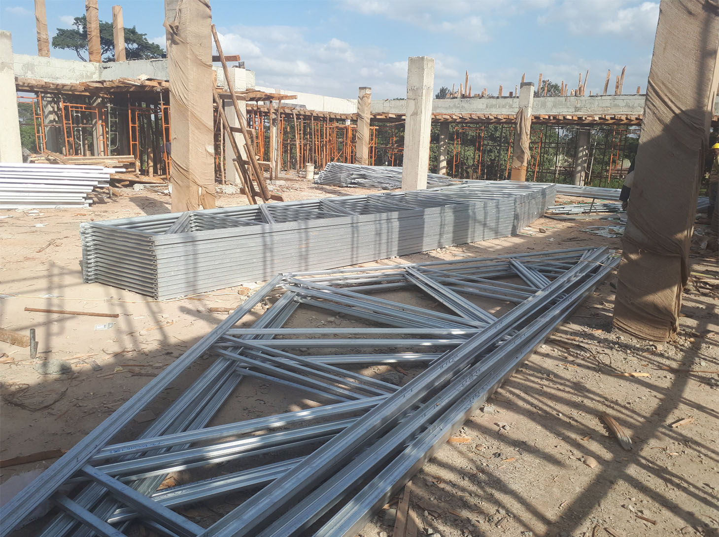 Athi Water Services - Fix Kenya Roofing Construction